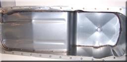 BH Oil Pans - Replace your rusted leaking oil pan with our